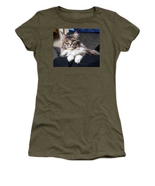 Feline Beauty Women's T-Shirt