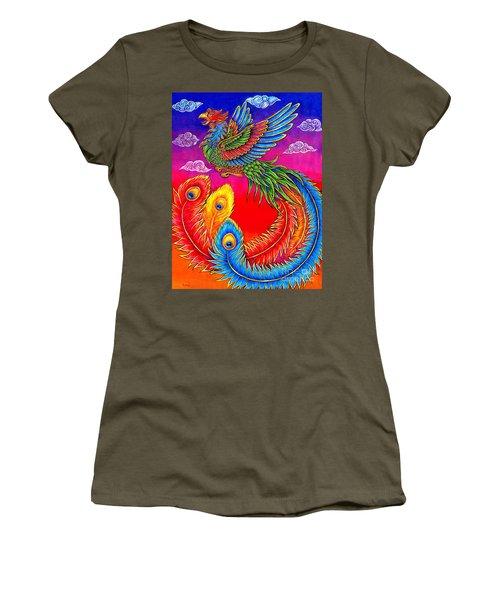 Fenghuang Chinese Phoenix Women's T-Shirt