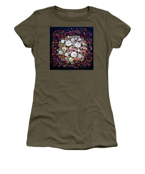 Figs Pears And Pomegranates Women's T-Shirt