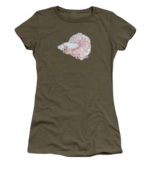Fish Painting Women's T-Shirt