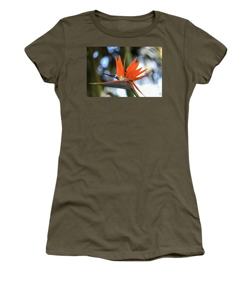 Flight To Paradise Women's T-Shirt