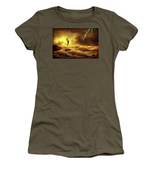Flirting With Disaster Women's T-Shirt