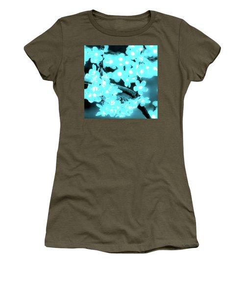 Flower Lights 3 Women's T-Shirt