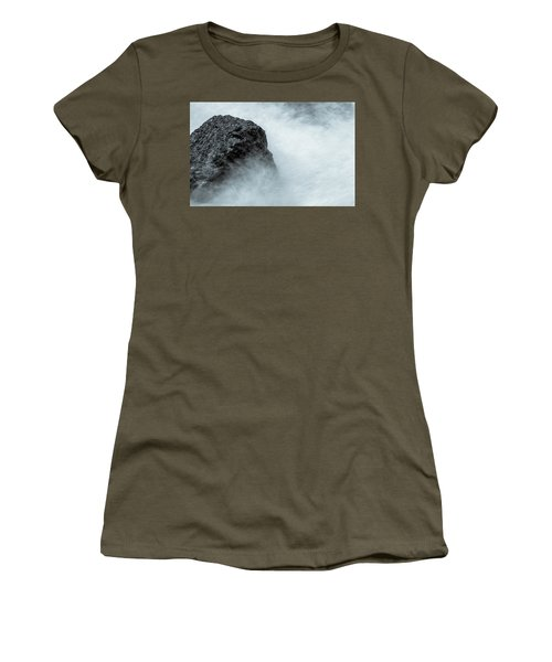 Women's T-Shirt featuring the photograph Forces Of Nature by Allin Sorenson