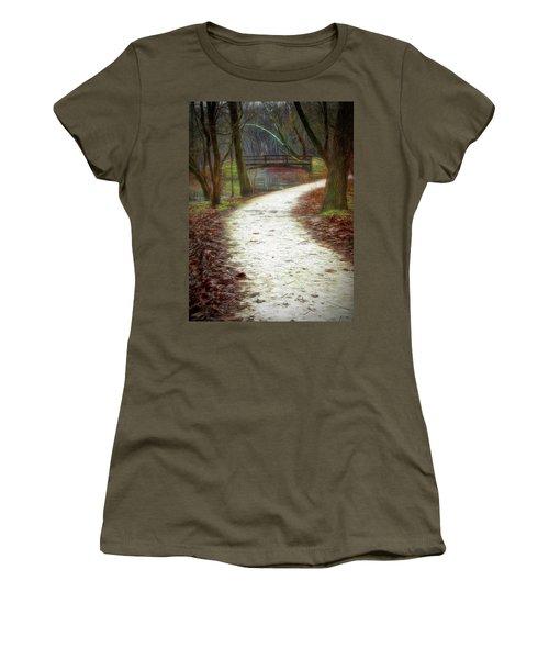 Forest Path Women's T-Shirt