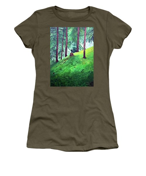 Forest Through The Trees Women's T-Shirt