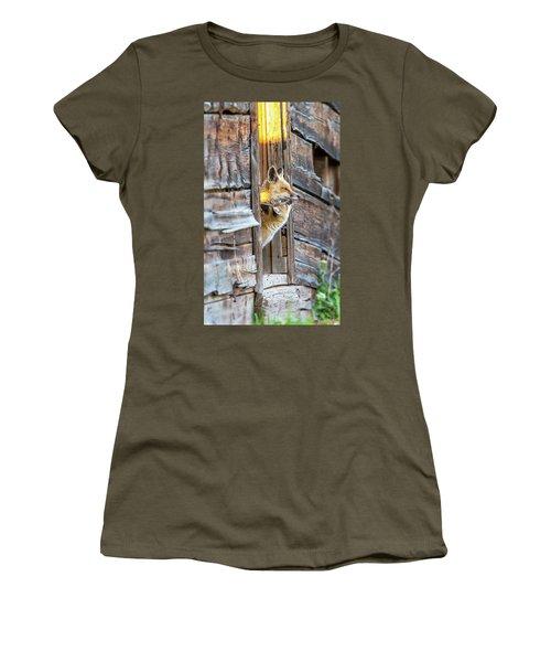 Fox Test  Women's T-Shirt