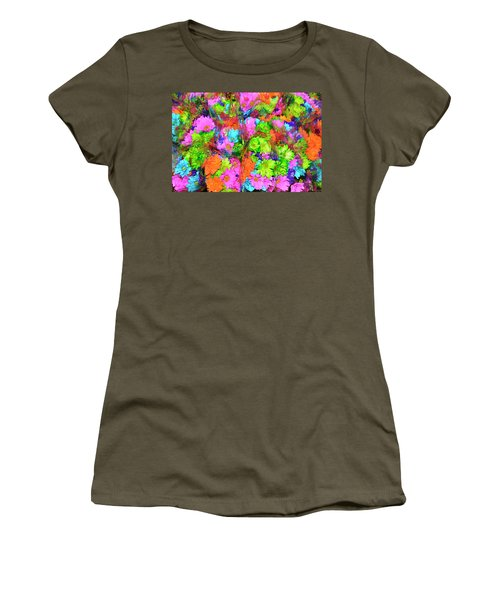 French Floral  Women's T-Shirt