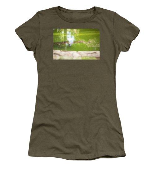Freshwater Crocodile Women's T-Shirt