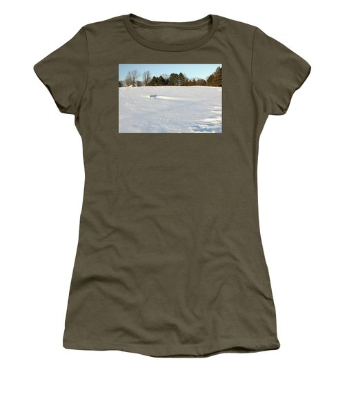 Frost Delay Women's T-Shirt