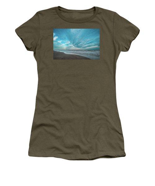 Galveston Island First Light Women's T-Shirt