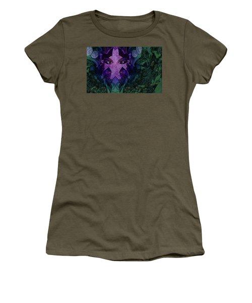 Garden Eyes Women's T-Shirt
