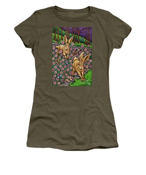 Garden Frolic  Women's T-Shirt