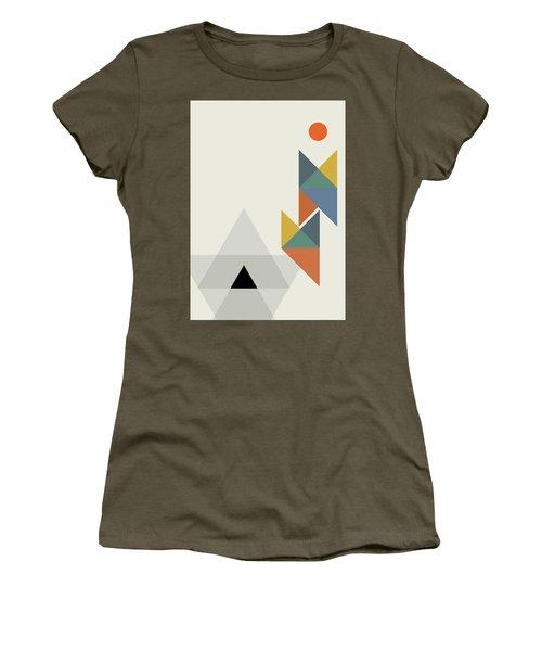 Geometric Painting 14 Women's T-Shirt