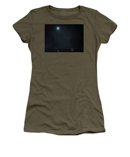 Women's T-Shirt featuring the photograph ghosts II by Steve Stanger