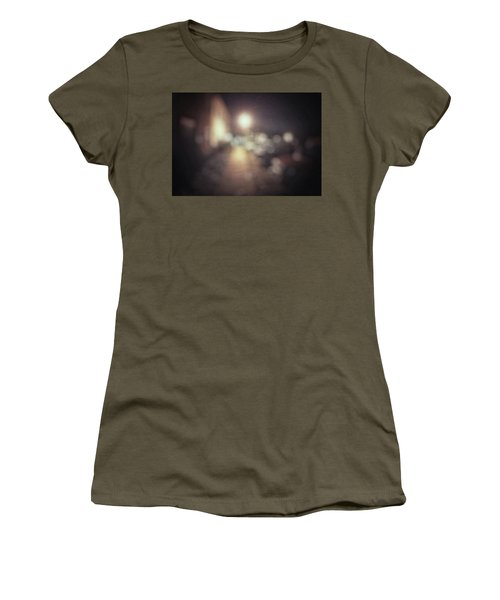 Women's T-Shirt featuring the photograph ghosts III by Steve Stanger
