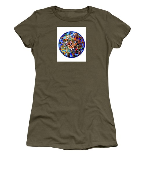Go With The Flow 1 Women's T-Shirt