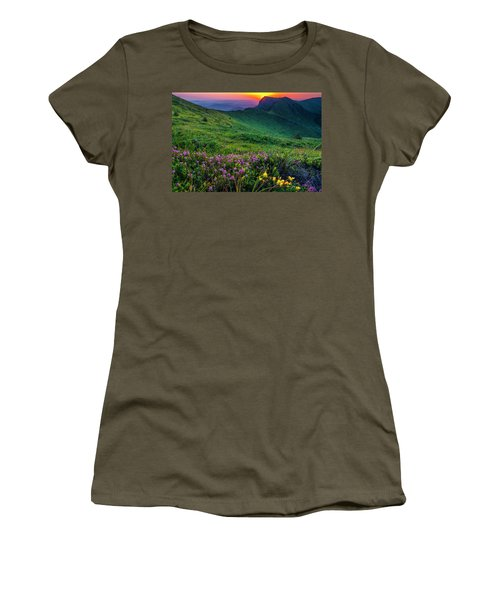 Goat Wall Women's T-Shirt