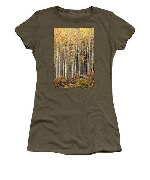 Gold Dust Women's T-Shirt