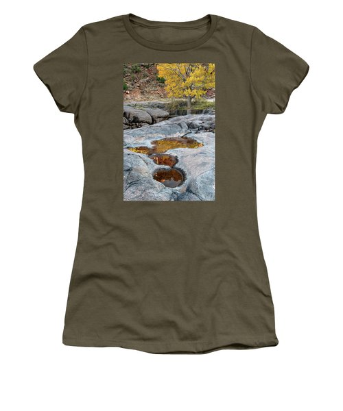 Gold Reflection Women's T-Shirt