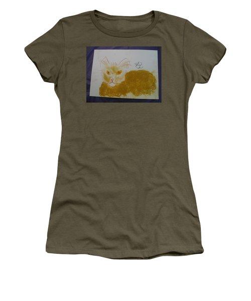 Golden Cat Women's T-Shirt