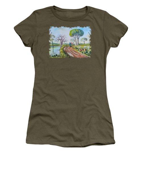 Good Old Days Women's T-Shirt
