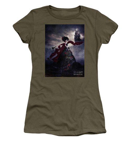Gothic Bride  Women's T-Shirt
