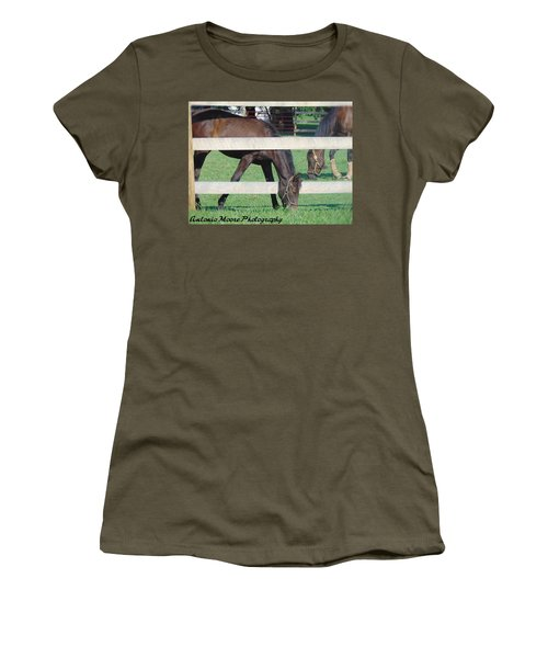 Grazing Beauty Women's T-Shirt