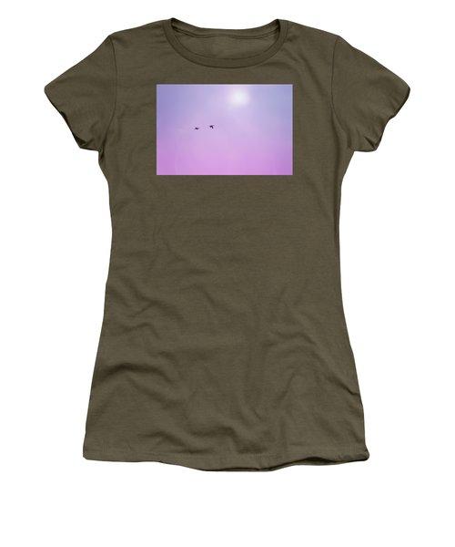 Great Cormorant - Phalacrocorax Carbo Women's T-Shirt