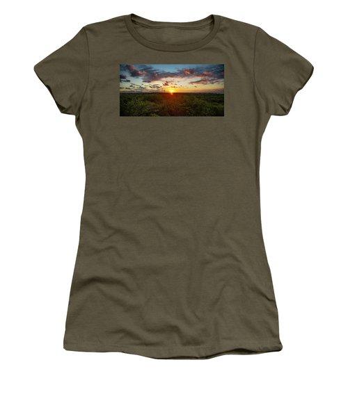 Great Exuma Sunrise Women's T-Shirt