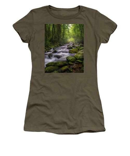 Great Smoky Mountains Gatlinburg Tennessee Women's T-Shirt
