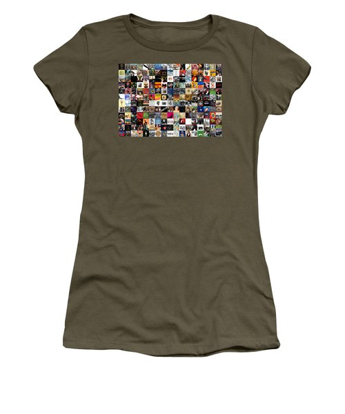 Greatest Rock Albums Of All Time Women's T-Shirt