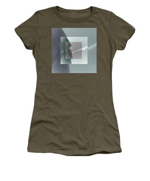Green Gehry Women's T-Shirt