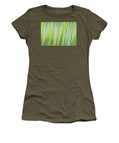 Green Grasses Women's T-Shirt