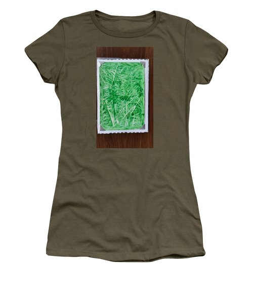 Green Jungle Women's T-Shirt