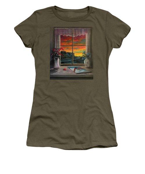 Guarding The Soul Women's T-Shirt
