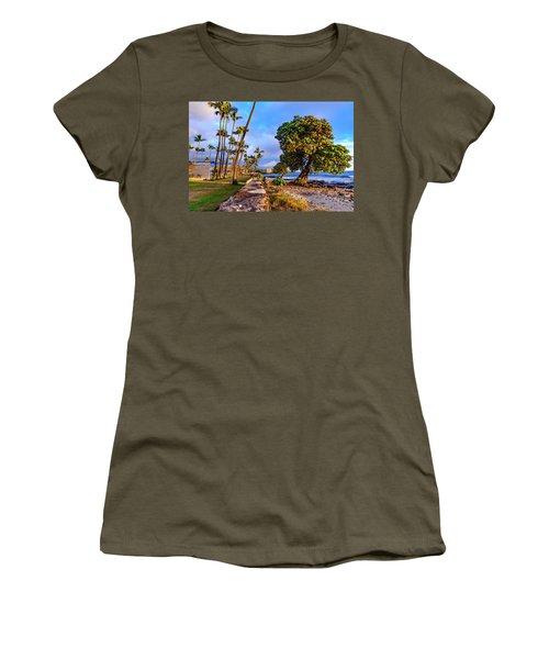 Hale Halawai Park Women's T-Shirt
