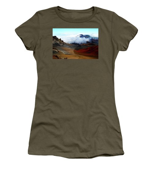 Haleakala Crater Women's T-Shirt