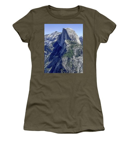 Half Dome From Glacier Point Women's T-Shirt