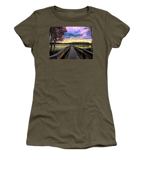 Hammond Lake Women's T-Shirt