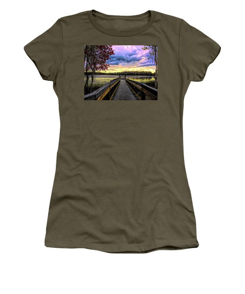Hammond Lake Women's T-Shirt