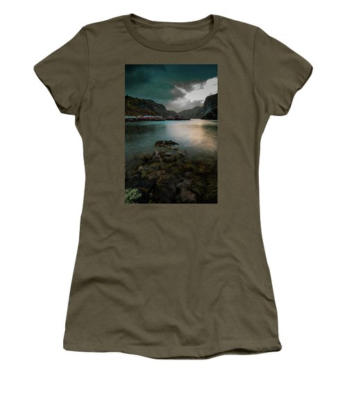 Hamnoy, Lofoten Islands Women's T-Shirt