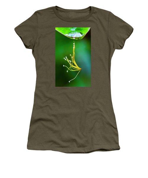 Hanging By A Thread Women's T-Shirt