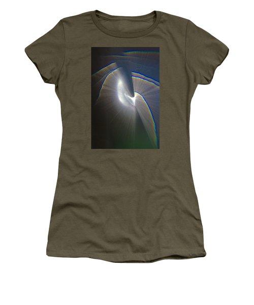 Happy Accident 1 Grey Women's T-Shirt