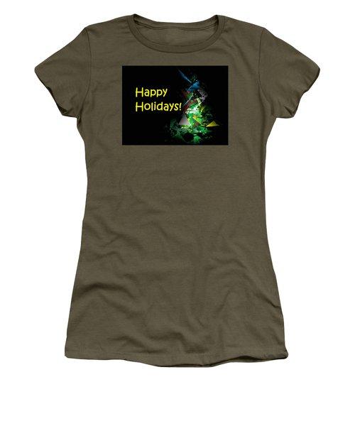 Happy Holidays - 2018-1 Women's T-Shirt