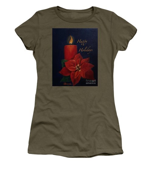 Happy Holidays Women's T-Shirt