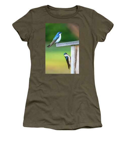 Happy Home Women's T-Shirt