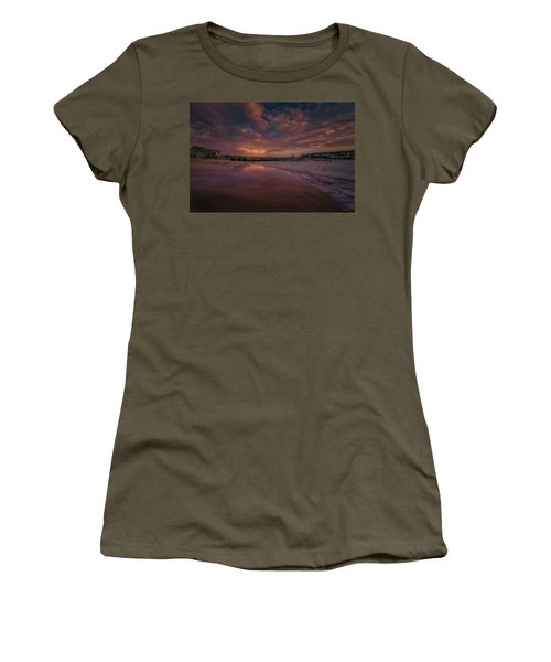 Harbour Sunset - St Ives Cornwall Women's T-Shirt