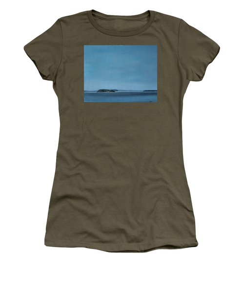 Hat Island View From Harborview Park Women's T-Shirt