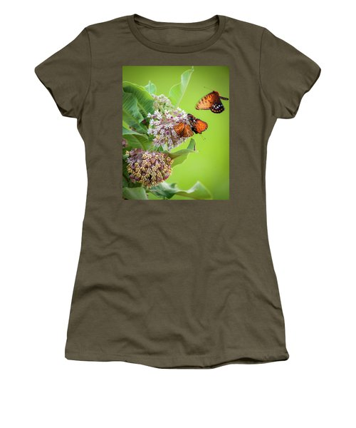 Head Over Heals For Milkweed Women's T-Shirt